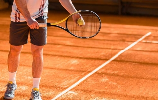 Physiotherapy for tennis